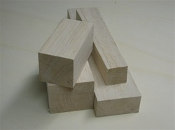 1 x 3 x 12 balsa wood block